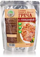Туристическая еда Кронидов (Каша гречневая с говядиной)