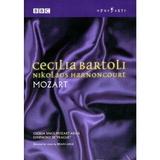 Cecilia Bartoli, Concentus Musicus Wien, Nikolaus Harnoncourt / Mozart (DVD)