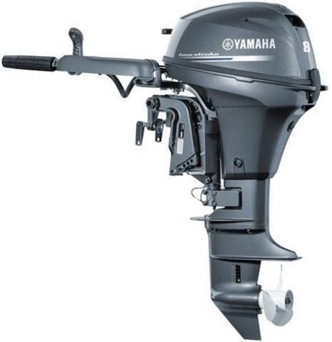 Лодочный мотор Yamaha F8 CMHS