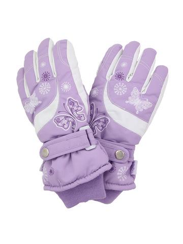 Перчатки Кроха G-91 сиреневые