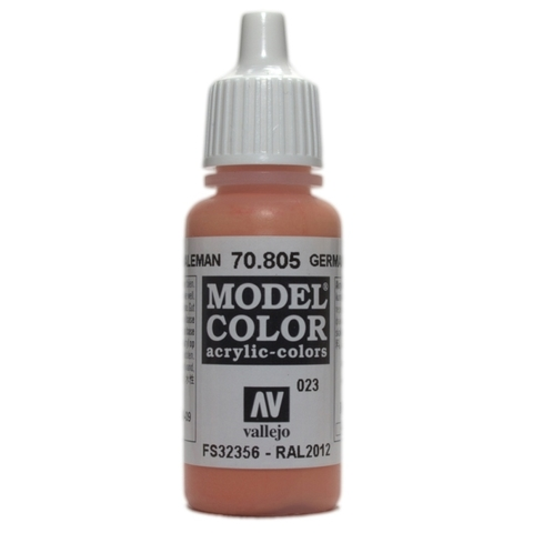 Model Color German Orange 17 ml.