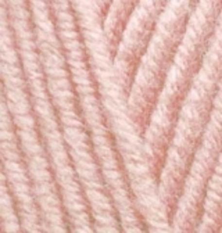 Пряжа Superlana maxi (Alize) 523 кристально-розовый