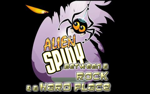 Alien Spidy: Between a Rock and a Hard Place (для ПК, цифровой ключ)