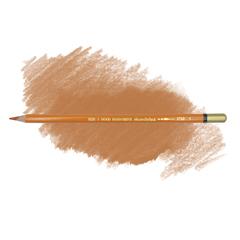 Карандаш художественный акварельный MONDELUZ, цвет 05 красновато-оранжевый