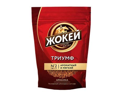 купить Кофе растворимый Жокей Триумф, 280 г пакет