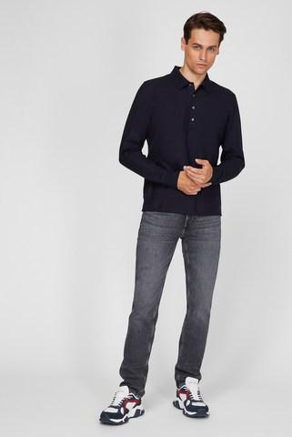 Мужские серые джинсы STRAIGHT DENTON STR BELVER GREY Tommy Hilfiger