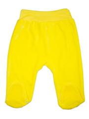 Детские ползунки Мелонс желтые