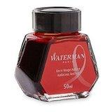 Флакон с чернилами Waterman для перьевой ручки Red (S0110730)