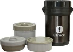 Термос пищевой BTrace 905-1500 серебристый 1500 мл - 2