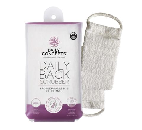 Daily Concepts Мочалка для спины Daily Back Scrubber
