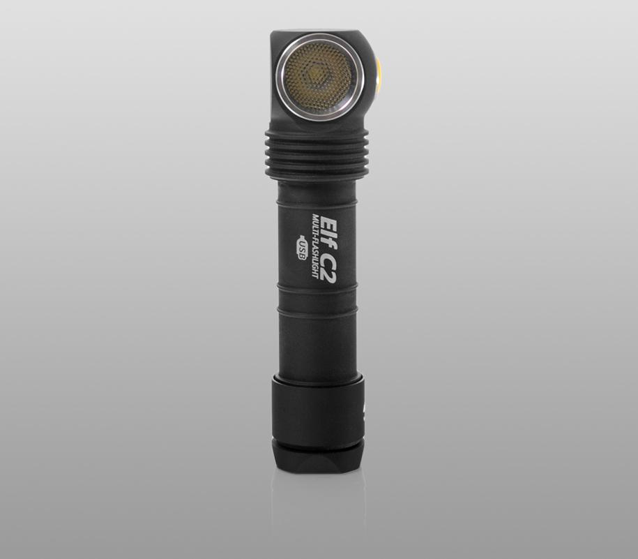 Мультифонарь Armytek Elf C2 Micro-USB - фото 10