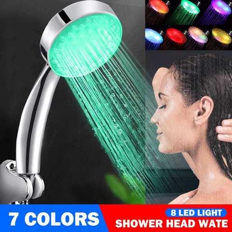 Насадка для душа светодиодная Led Shower TuoTown