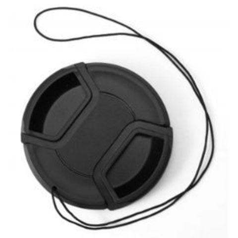 Крышка для объектива Fujimi Lens Cap 52mm