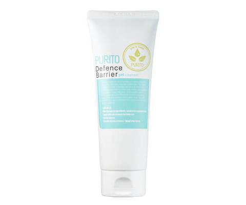 Слабокислотная пенка для деликатного очищения кожи PURITO Defence Barrier Ph Cleanser