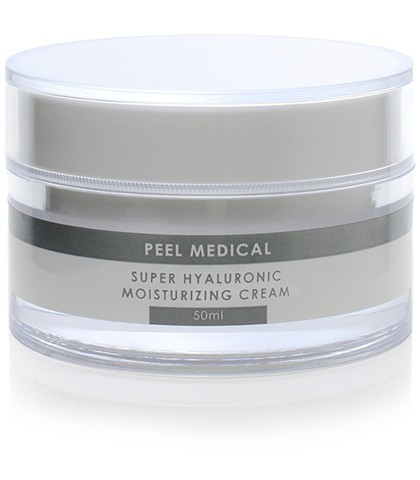Гиалуроновый супер увлажняющий крем - Super Hyaluronic Moisturizing Cream, 50 мл