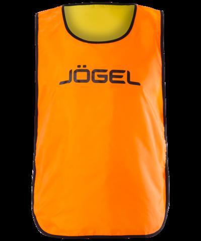Манишка двухсторонняя Reversible Bib, детский, оранжевый/лаймовый