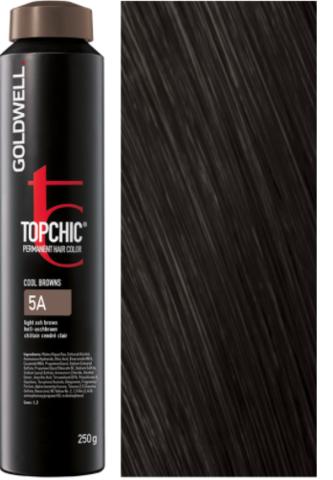 Goldwell Topchic 5A светло-пепельно-коричневый TC 250ml
