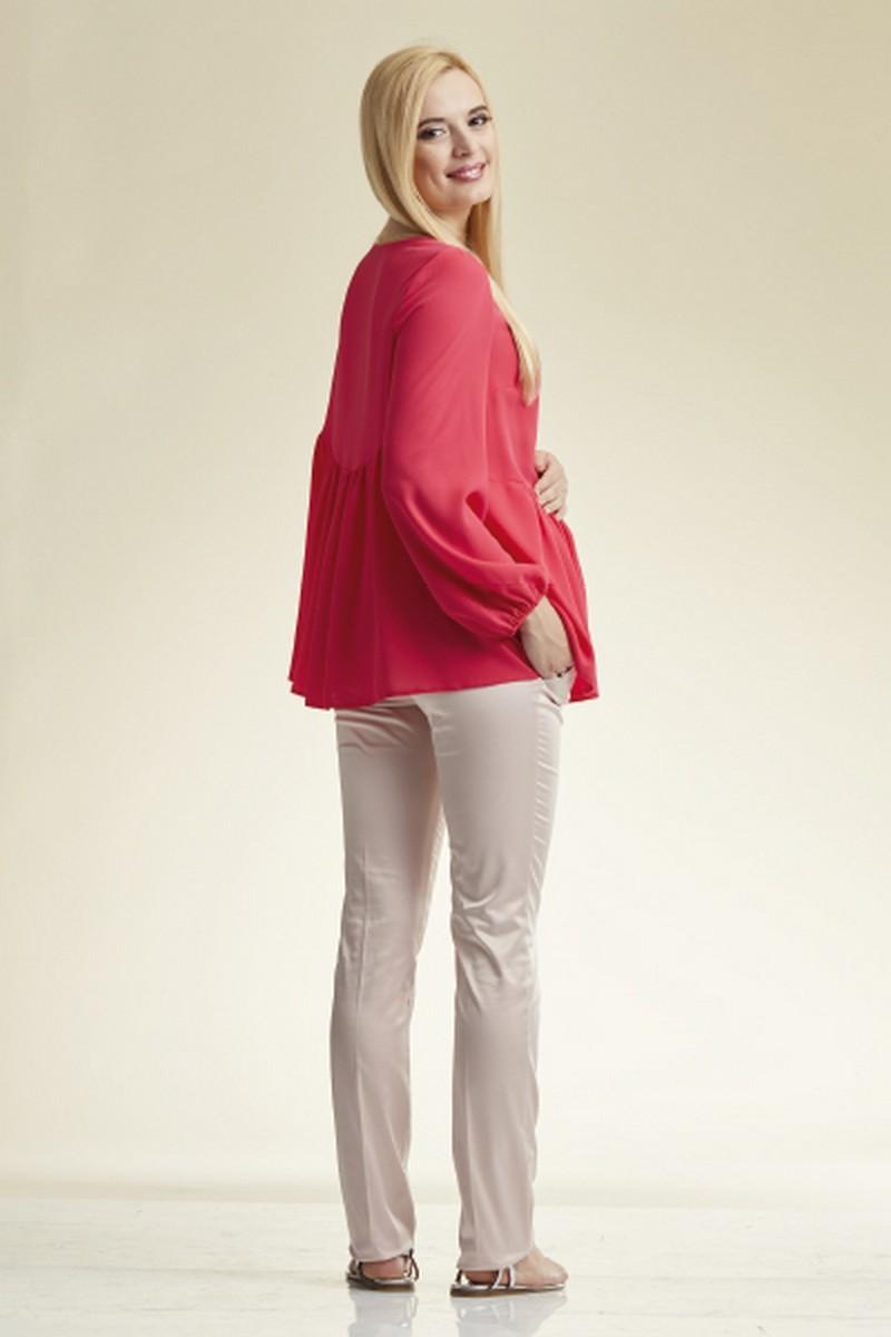 Блузка для беременных 02250 розовый