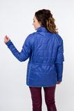 Куртка для беременных 04796 синий