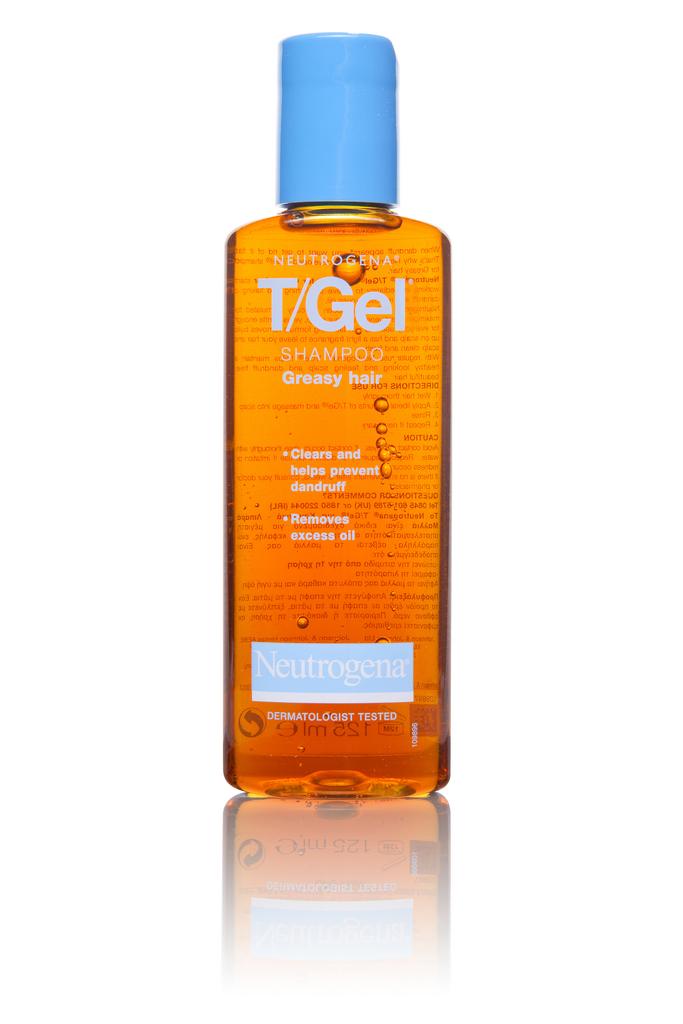 T/Gel шампунь 125 мл. для нормальных и жирных волос