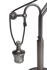 Настольная лампа Secret De Maison Лофт (LOFT)175T — античныйхром