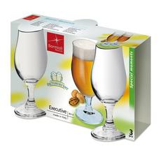 Набор из 3 бокалов для пива «Executive», 530 мл, фото 1