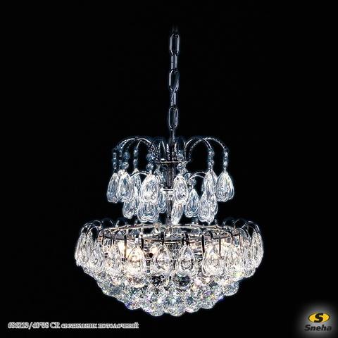 686213/40*38 CR светильник потолочный