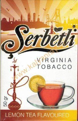 Serbetli Lemon Tea