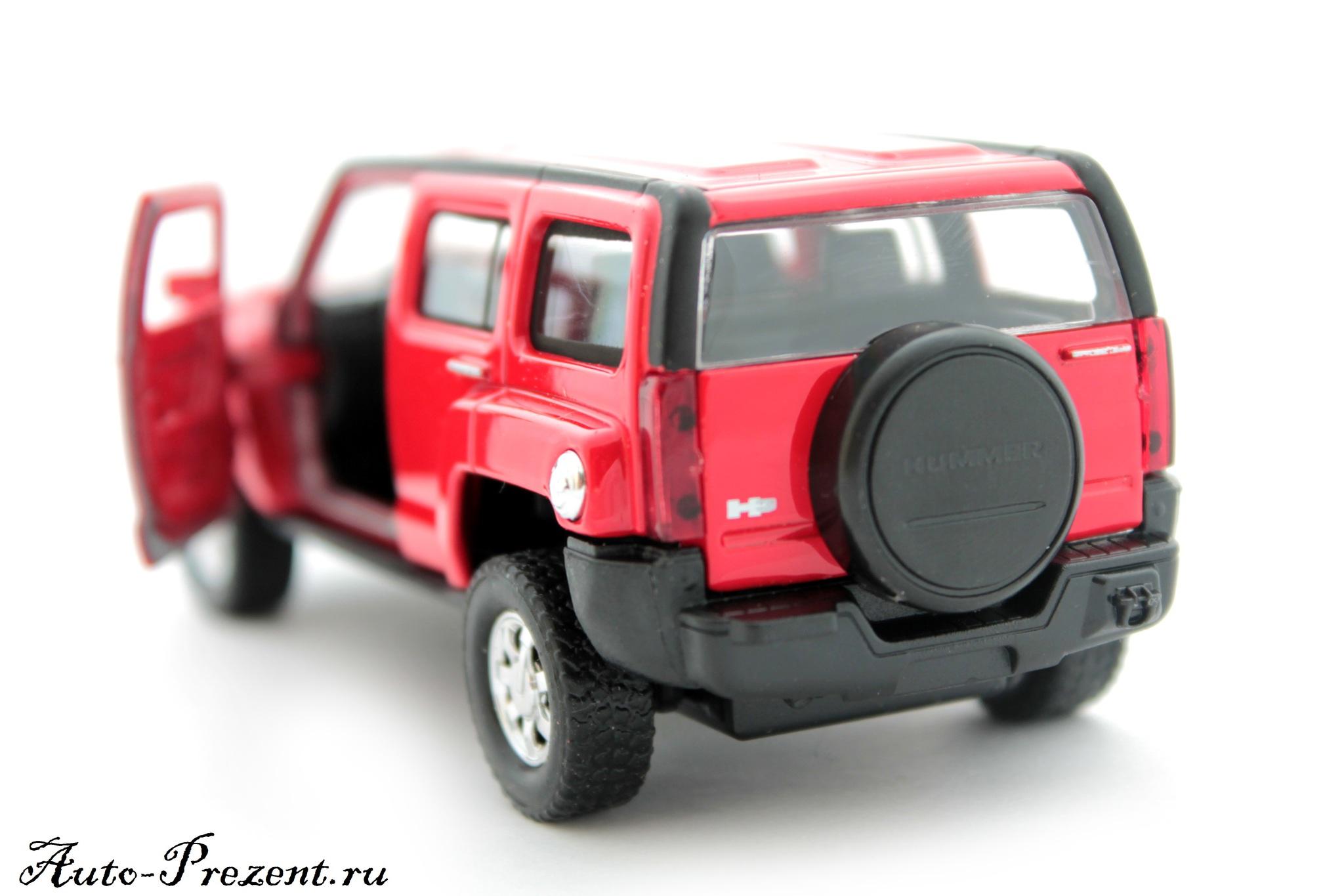 Машинка-игрушка Hummer H3