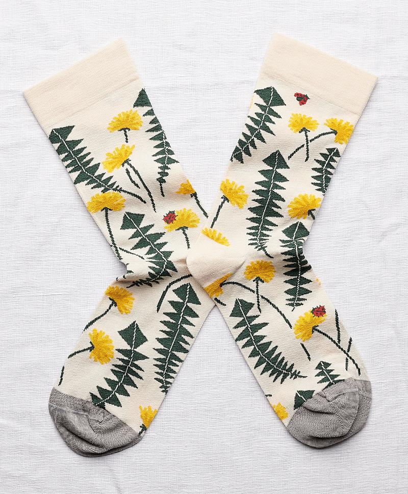 Носки Pissenlits Naturel