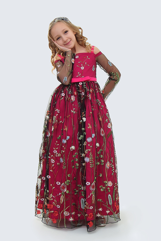 Платье детское (артикул 2Н104-5)