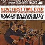 Osipov State Russian Folk Orchestra / Balalaika Favorites (LP)