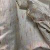 Тканное полотно Шанель рогожка