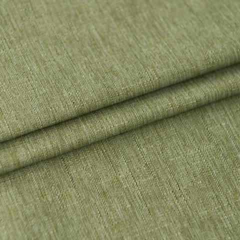 Ткань блэкаут Калипсо зеленый