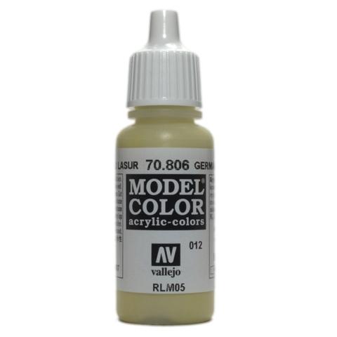 Model Color German Yellow 17 ml.