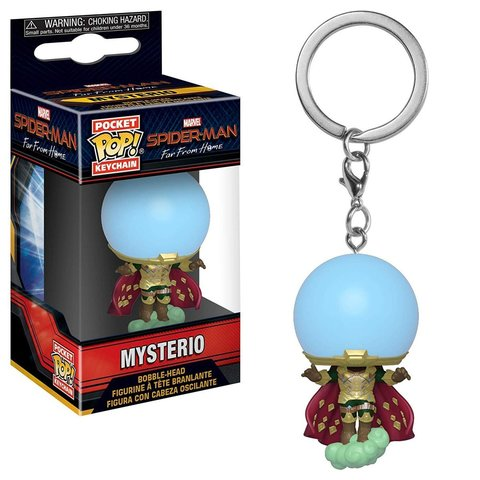 Брелок Мистерио    POP! Mysterio