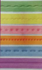 Оттиск-роллер для мастики  СТЕЖКА 2 сменных диска
