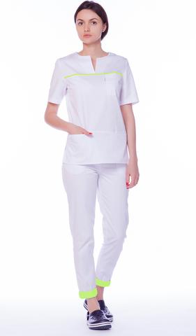 Блуза медицинская женская М65-к