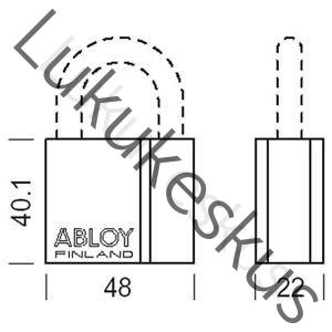 RIipplukk ABLOY PL 330/25C CLASSIC