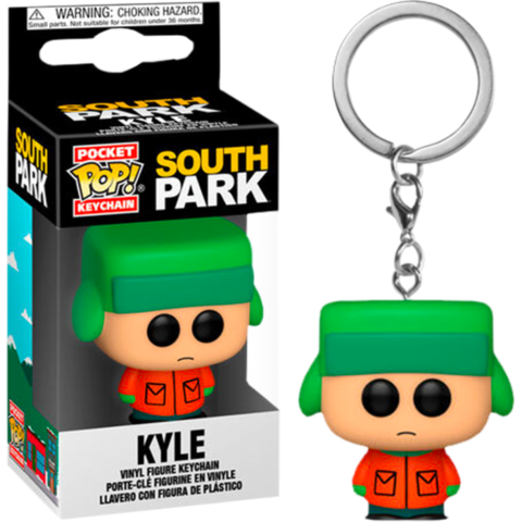 Кайл || Kyle POP! Keychain South Park