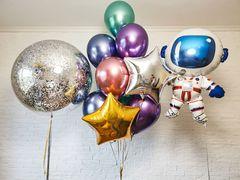 Воздушные шары мальчикам в Москве