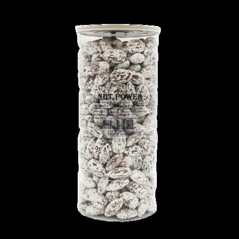 Миндаль в белом сахаре NUT POWER, 500 гр