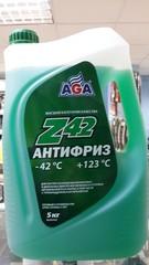 Антифриз AGA Зеленый 5л