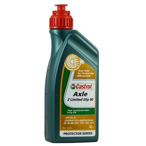 Castrol Axle Z LS 90 - Трансмиссионное масло для самоблокирующихся дифференциалов
