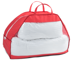 Farla. Подушка для беременных Care J с холлофайбером, вид 2
