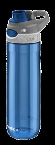 Бутылка спортивная Contigo Chug (0,72 литра), синяя
