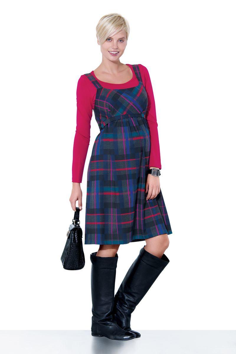Платье для беременных 07854 розовый
