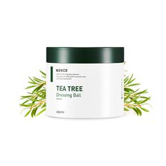 Очищение A'PIEU Nonco Tea Tree Dressing Ball 85ml