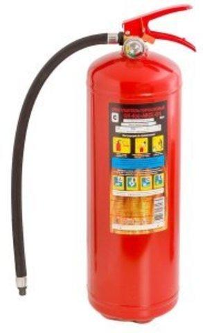 Порошковый огнетушитель ОП-5 (з) ВСЕ (ЗПУ алюминий)