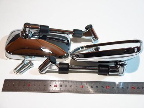 Зеркала Suzuki VS600 VS700 VS750 VS800 VZ800 10mm